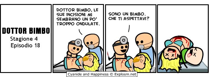 Dr.Bimbo 4x18