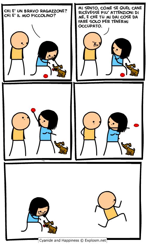 Trattato da cani