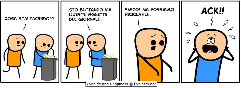 Vignette comiche